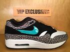 2017 Nike Air Max 1 Retro Premium Atmos Jade Elephant Grey 908366-001 SHIPS NOW!