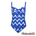 La Blanca Womens Night Waves OTS Sweetheart Mio OnePiece Swimsuit 4,6,8 NWT BF13