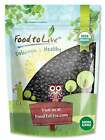 Food to Live Certified Organic Dried Blueberries(Non-GMO,Bulk,Kosher)(0.5-30lbs)