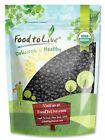 Food to Live Certified Organic Dried Blueberries(Non-GMO,Bulk,Kosher)