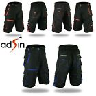 Mens MTB Bike Shorts Bicycle Mountain Cycle Off Road Padded Thermal