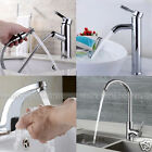 Single Lever/Automatic/Pull Out Spray Bathroom Kitchen Sink Basin Faucet Tap UK
