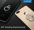 X-Level 360 Rotating PC+Aluminum Ring Mini Stand Holder For Phone iPhone Samsung
