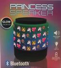 Bluetooth Home Speaker LED Light Up Glow CHOOSE Princess Unicorn, Elephant NEW!