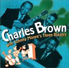 CHARLES BROWN With Johnny Moore's Three Blazers PCD-3052 JAPAN 1996 CD