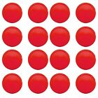 "Set of Red Air Hockey Pucks Replacements 2.5"" Game Table Equipment Accesories"