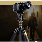 ZOMEI Q666 Portable Professional Tripod Monopod&Ball Head Travel for DSLR Camera