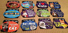 "Cat Lover oval magnets * Your Choice* 6"" wide* Love Cat gift Stocking NEW Kitty"