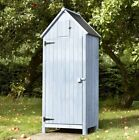 tall storage shed