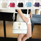 New 1 Pc Shoulder Bags Handbag Women Small Purse Messenger Shell Leather Tote