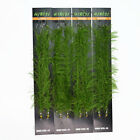 8pcs Carp Fishing Rigs Ready Made Hair Rigs Terminal Tackle with Hook Weed Line