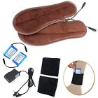 Foot Warmer Pad Rechargeable Electric Heated Insoles Warmer Shoe Insoles Soles