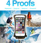 [DiCAPac] WP-C2 : 100% Waterproof Case For Smart Phones - AU Stock