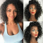 Hot Brazilian Full Lace Human Hair Wigs Short Wave Lace Front Wig Virgin Hair