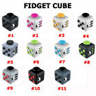 10-100PACK Magic Fidget Cube 6-side Anti-anxiety Stress Relief Focus Toy Gift