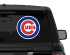 Chicago Cubs FULL COLOR decal sticker for car, laptop,yeti