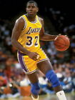 Magic Johnson Los Angeles Lakers Retro Huge Giant Print POSTER Affiche on eBay