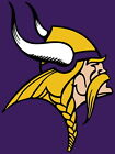 Minnesota Vikings Football Logo Hockey Art Huge Giant Print POSTER Affiche on eBay