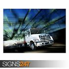TRUCK (AC014) POSTER - Photo Picture Poster Print Art A0 A1 A2 A3 A4