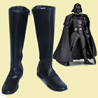 Star Wars Darth Vader Cosplay Boots Black Shoes Cos Accessories Customized J.038 $40.47 USD