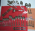 "Oneida Chatelaine Community  stainless ""choice of singles & pairs"" barely used"