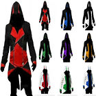 Kyпить Assassins Creed 3 III Connor Kenway Hoodie Jacket Coat  Costume Cosplay Stylish на еВаy.соm