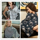 """UDDER COVERS """" NEW DESIGNS """" BREASTFEEDING NURSING COVER COTTON 3 CHOICES"""