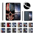 For ZTE ZMax Pro / Blade X Max Flexible Armor Clear TPU Case Slim Fitted Cover