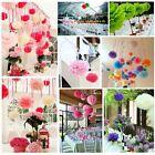 5PCS Wedding Party Hanging Tissue Paper Pom Pom Lantern Decoration Balls Decor