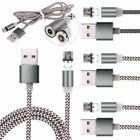 Latest 2A Micro USB Strong Braided Charging Cable Magnetic Fast Charger Adapter