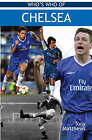 Who's Who of Chelsea, Matthews, Tony Paperback Book The Cheap Fast Free Post