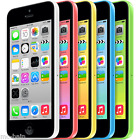 Iphone 5c 8gb-16gb Bell Virgin Rogers Fido Telus Koodo Videotron unlock apple
