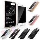 Battery External Power Bank Charger Case Charging Cover For iPhone 7 Plus 6 6s