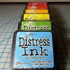 Tim Holtz Distress Ink Pad - FULL SIZED - NOT MINI - Choose Color - FAST SHIP!