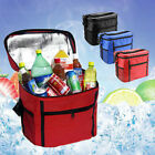 Extra Large 10L Portable Picnic Lunch Bag Insulated Thermal Cooler Camping Bag