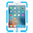 Luxury Shockproof Heavy Duty Protective Case Stand Cover for iPad Mini 1 2 3 New