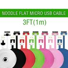 3 Ft Usb Data Sync Cable Charger For Apple Iphone 4 3gs Ipod Nano Touch Classic