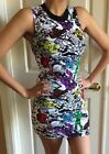 New Marvel Avengers Dress Size SMALL XSMALL Bodycon Fitted Comic Con JC049