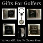 Presents for Golfers - Bookmarks / Photo Frames / Shirts - Fathers Day Gifts