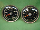 PAIR OF AIRGUIDE INSTRUMENT COMPANY GAUGES WIND VELOCITY GAUGE WIND DIRECTION