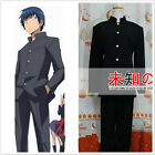 Dragon X Tiger Toradora Takasu School Uniform Cosplay Costume#4