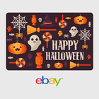 eBay Digital Gift Card - Happy Halloween - Fast Email Delivery