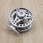 Blue Silver Red Black 5/6 Aluminum Fly Fishing Reel Right or Left Handed 85mm