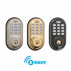 Yale YRD210-ZW Real Living Electronic Push Button with Z-wave