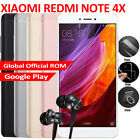 "5.5"" Xiaomi Redmi Note 4X Snapdragon 625  Android 4G Smartphone Touch ID 2 SIM"