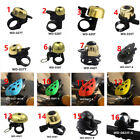 Copper Bicycle Cycling Handlebar Bell 22.2,31.8mm fit Safety Bike Retro Ring