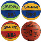 Spalding NBA Mini Basketball, 4 Colors