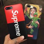 2017 Newest Supreme Cool IMD Back Case Cover For iPhone 6 6s 7 Plus