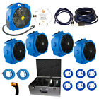 Apartment Bed Bug Master Package - with the Elite Max 240Volt 52K Heater