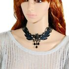 Choker Retro Lace Womens Charm Necklace Various styles Designs Gothic